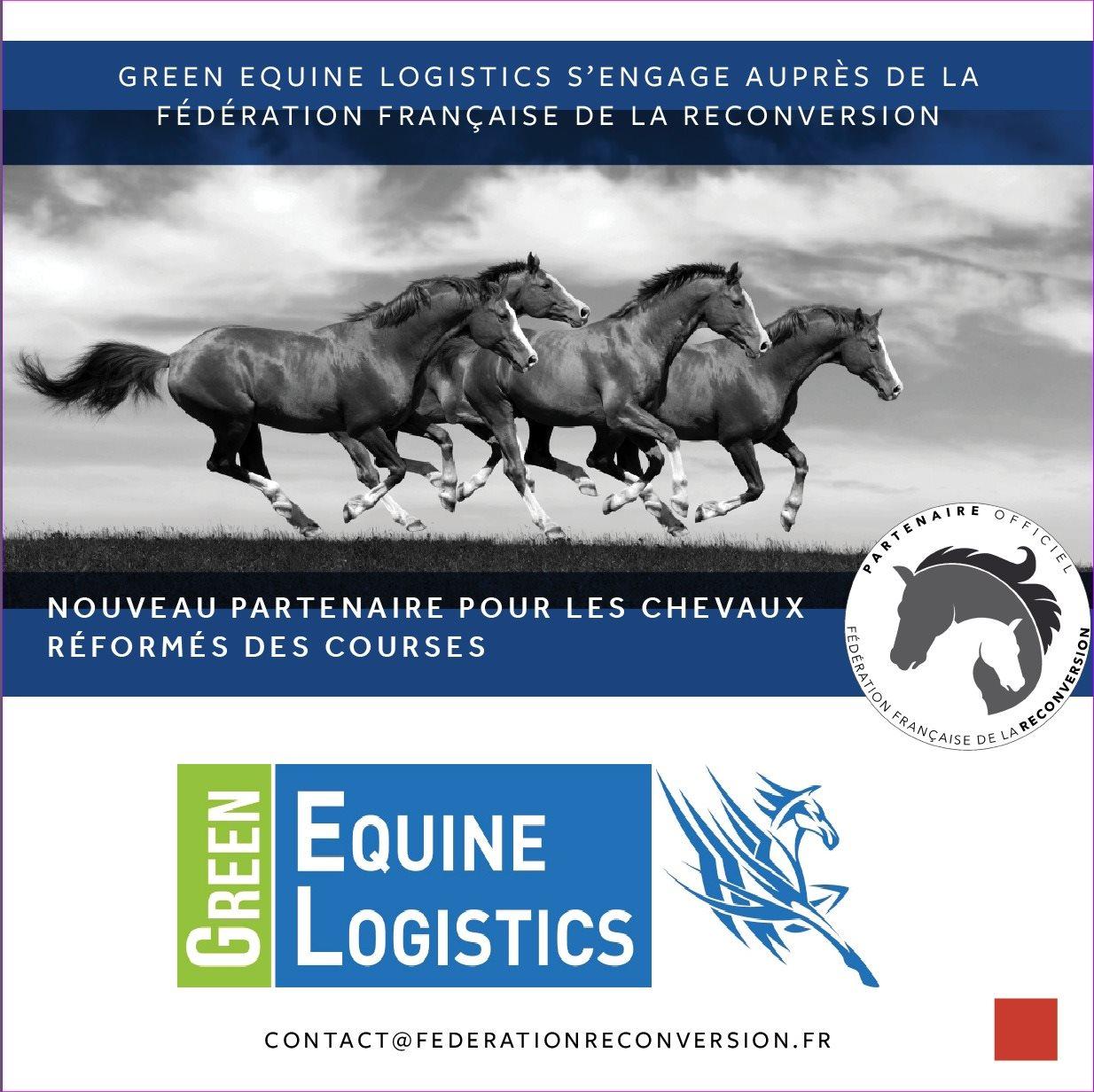 Partenariats FFR-Green Equine Logistics